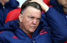 Van Gaal: Europa League now a priority for Man United