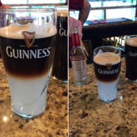 A pub in Skegness is serving this Guinness and Smirnoff Ice concoction