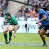 Ireland fear as Sean O'Brien lasts less than 20 minutes against France