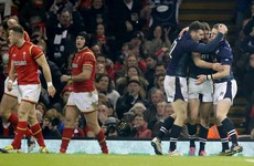 Wales and Scotland made up for all that unpleasantness in Paris with two lovely first-half tries