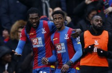 Emmanuel Adebayor's first goal since 2014 not enough as Watford sting Crystal Palace