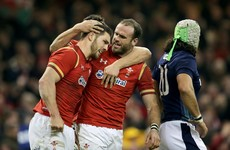More warning shots from Scotland, but North and Roberts tip the balance for Wales