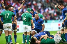 Schmidt frustrated by Peyper's refereeing in Six Nations loss to France