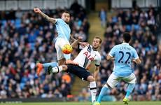 As it happened: Man City v Tottenham, Premier League