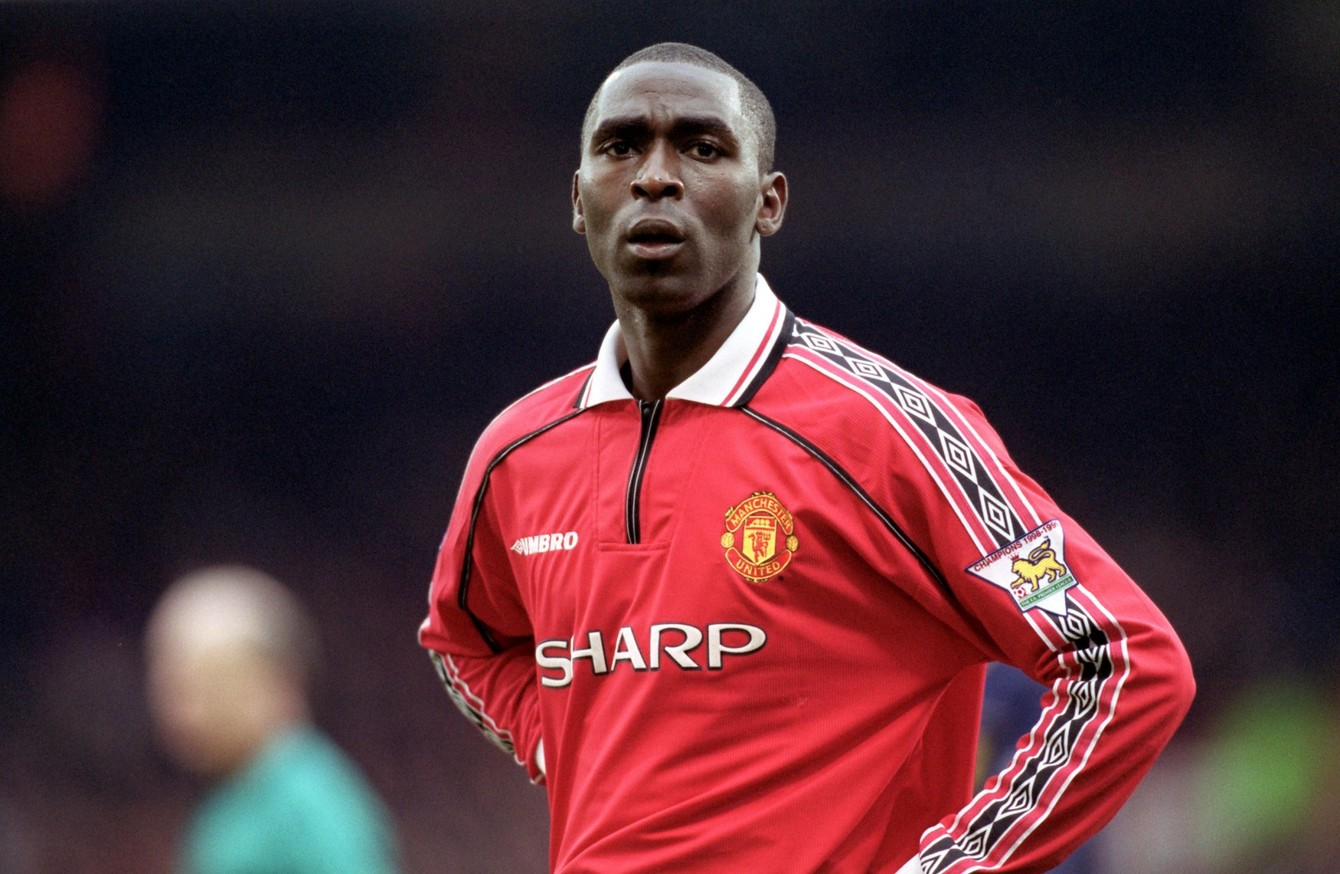 It was tough to accept' - Andy Cole opens up about kidney failure