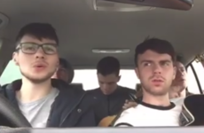 These Longford lads are going viral with their joyous jam session in a car