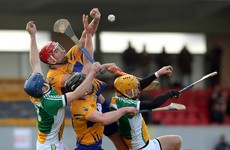 Three red cards at Cusack Park as Clare overcome Offaly