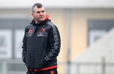 Robbie Henshaw's not Munster-bound -- Anthony Foley