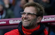 Jurgen Klopp: I like celebrations but not after 6-0