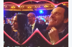 Michael Fassbender refused to shift his girlfriend at the BAFTAs