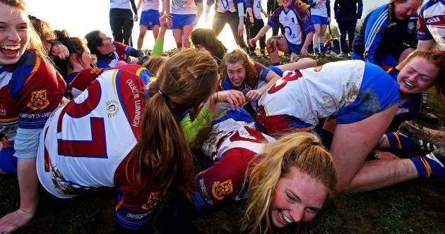 Watch the dramatic injury-time finish to the Ashbourne Cup final