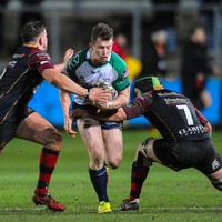Connacht (then Ulster) climb top, Leinster pick up 52 and more of the weekend's Pro12 action