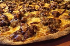 Barbecue sauce on pizza is sick and wrong, and you know it