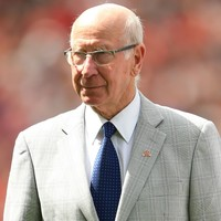 Manchester United to name Old Trafford stand after Bobby Charlton