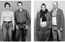 This photographer captured the same couples over a 30-year period