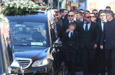 Regency victim's funeral hears call for 'hero' to end deadly feud
