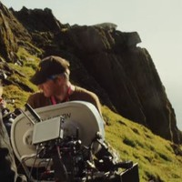 Skellig Michael is the very first shot of Star Wars: Episode VIII