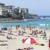 Shark detection buoys are being trialled off Australia's Bondi beach