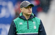 Joe Schmidt: 'We don't feel that we're too far away'