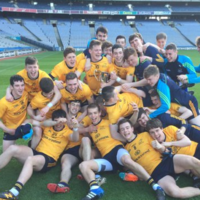 DCU triumph in six-goal thriller against UCD in All-Ireland Freshers final at Croke Park