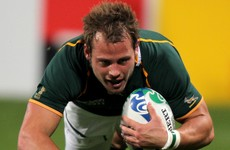 Springbok Hougaard puts Olympic preparation on hold to join English club Worcester