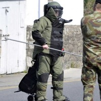 Device made safe in Crumlin by army bomb disposal team