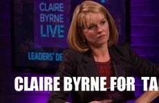 The whole country wants Claire Byrne to be Taoiseach after last night's debate