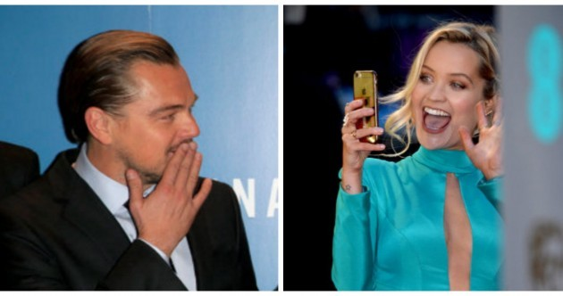 Leo DiCaprio was mad to drop the lámh on Laura Whitmore at the BAFTAs... It's The Dredge