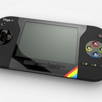 The classic ZX Spectrum is being re-released as a handheld device