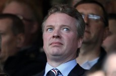 Whyte looks to the future despite tax concerns