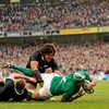 Ireland will face the All Blacks in Chicago this November