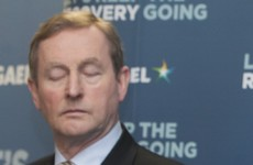 With 10 days left, the latest poll is very bad news for Fine Gael
