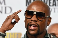 Floyd Mayweather Jr announces support of gay marriage
