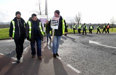 Luas workers to have wages deducted for every day of strike action
