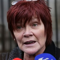 Joan Collins cleared of public order charge over water protest