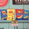 You can get Northern Irish Tayto sandwiches on Aer Lingus flights from Belfast