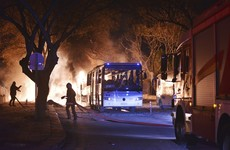 28 people killed, 61 wounded as Turkish president vows to retaliate over massive car bomb attack