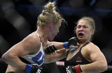 Holly Holm: 'I hurt for her that she feels that way because that's a very low place'