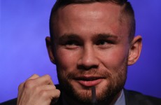 Carl Frampton on 'improved' Scott Quigg and his relationship with 'hero' Barry McGuigan