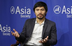Pacquiao fired by Nike after homophobic comments