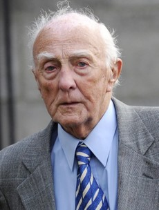 Controversial former Dublin planner George Redmond has died