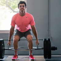'I'm a golfer, not a body builder' - McIlroy hits back at criticism over weights programme