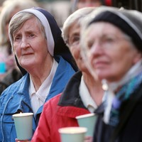 A week out from polling day, the Catholic Bishops are weighing in on abortion
