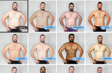 Here's what 19 different countries think the 'ideal man's body' looks like