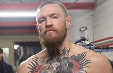Conor McGregor dismisses rumours of a UFC rift as 'horses**t'