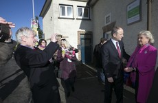 """""""Play it cool"""": Micheál Martin's been stopping traffic in sunny south Dublin"""