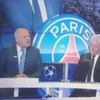 Graeme Souness pulling up Andy Gray on his fake translating of David Luiz's interview is glorious