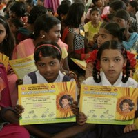 'Unwanted' Indian girls change their names in special ceremony