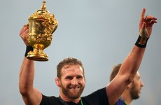 Read to take over from McCaw as All Blacks captain