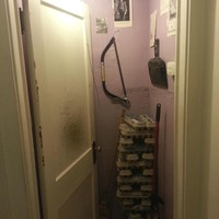 This guy's mates pranked him by turning his bedroom into a 'storage cupboard'